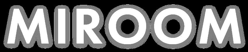 Logo word white shadow