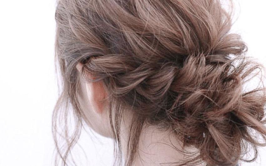Thumbnail hair