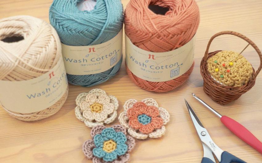 Thumbnail knitting